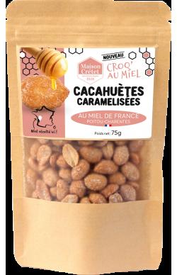 Cacahuètes au Miel du...