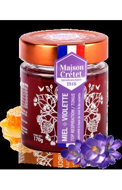 miel de france-violette-top respiration-170g