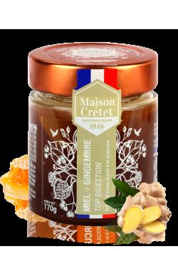 miel de France- gingembre