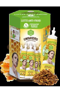 miel en stick