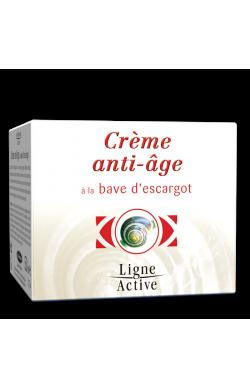 Crème anti-âge bave d'escargot