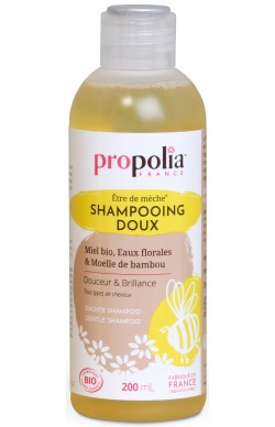 Shampoing bio doux Miel et...