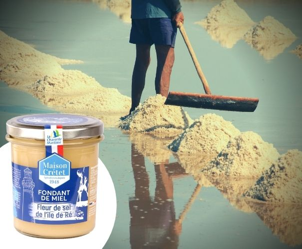 miel à la fleur de sel