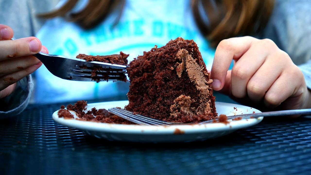 gâteau chocolat miel